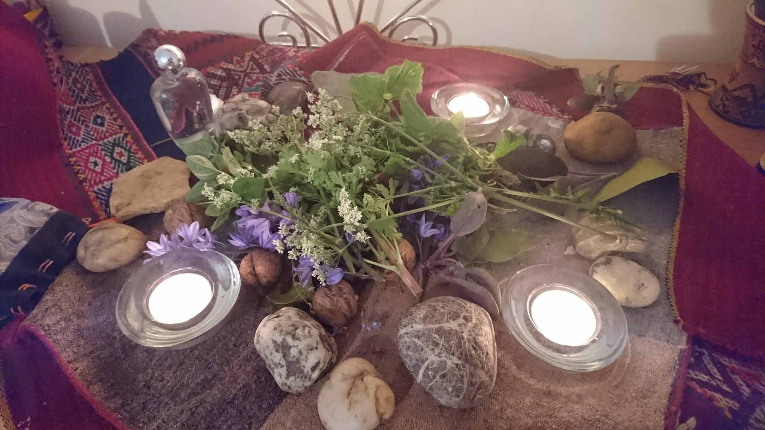 shamanic energy medicine