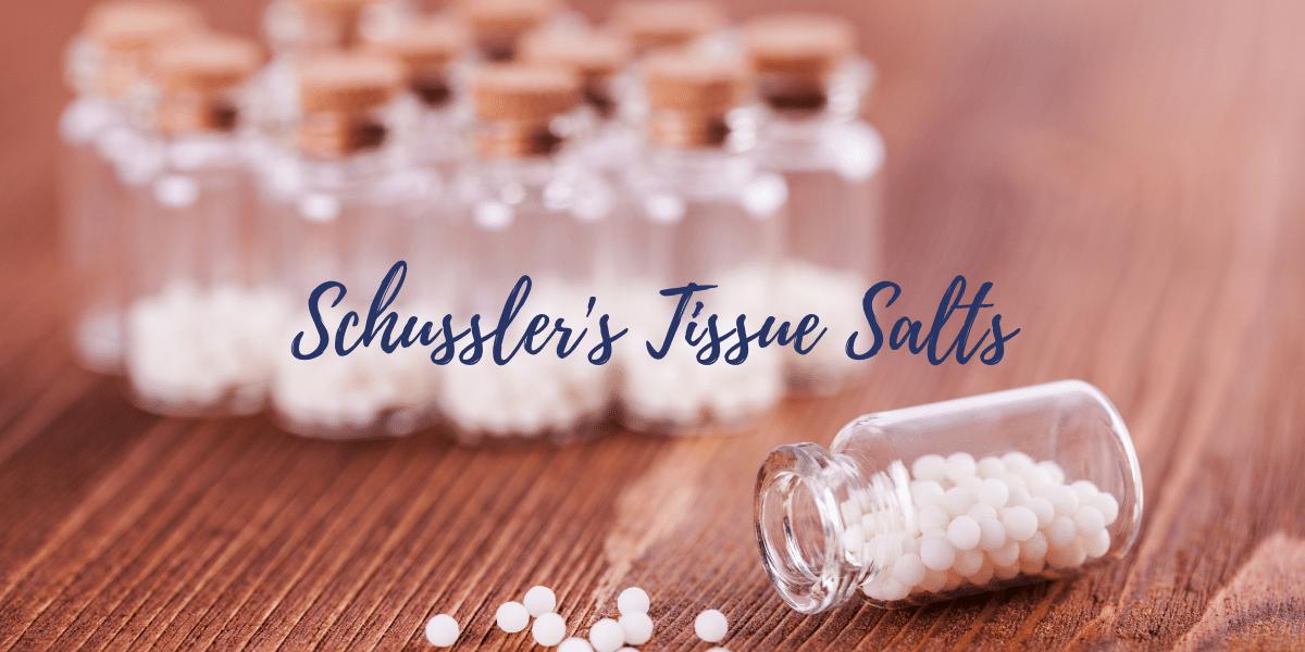 Schussler Tissue Salts