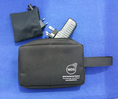 Geopathic Travel Device pouch