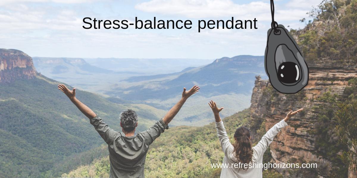 Stress balancing pendant