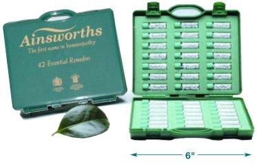 42 remedy kit - Ainsworths