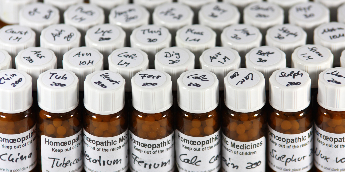Homeopathy getting started