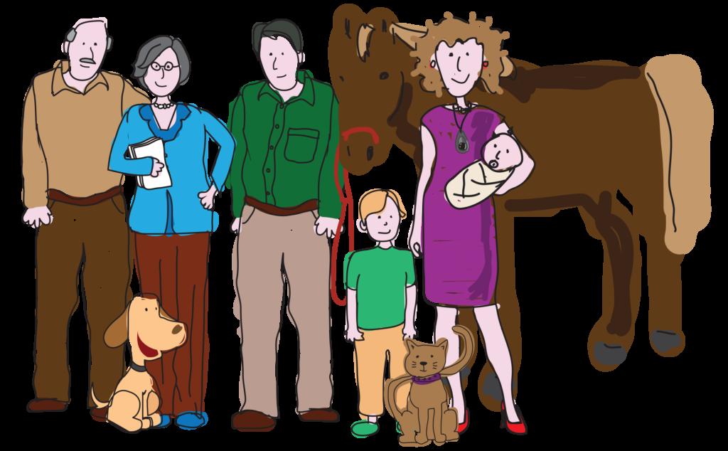 Refreshing Horizons family