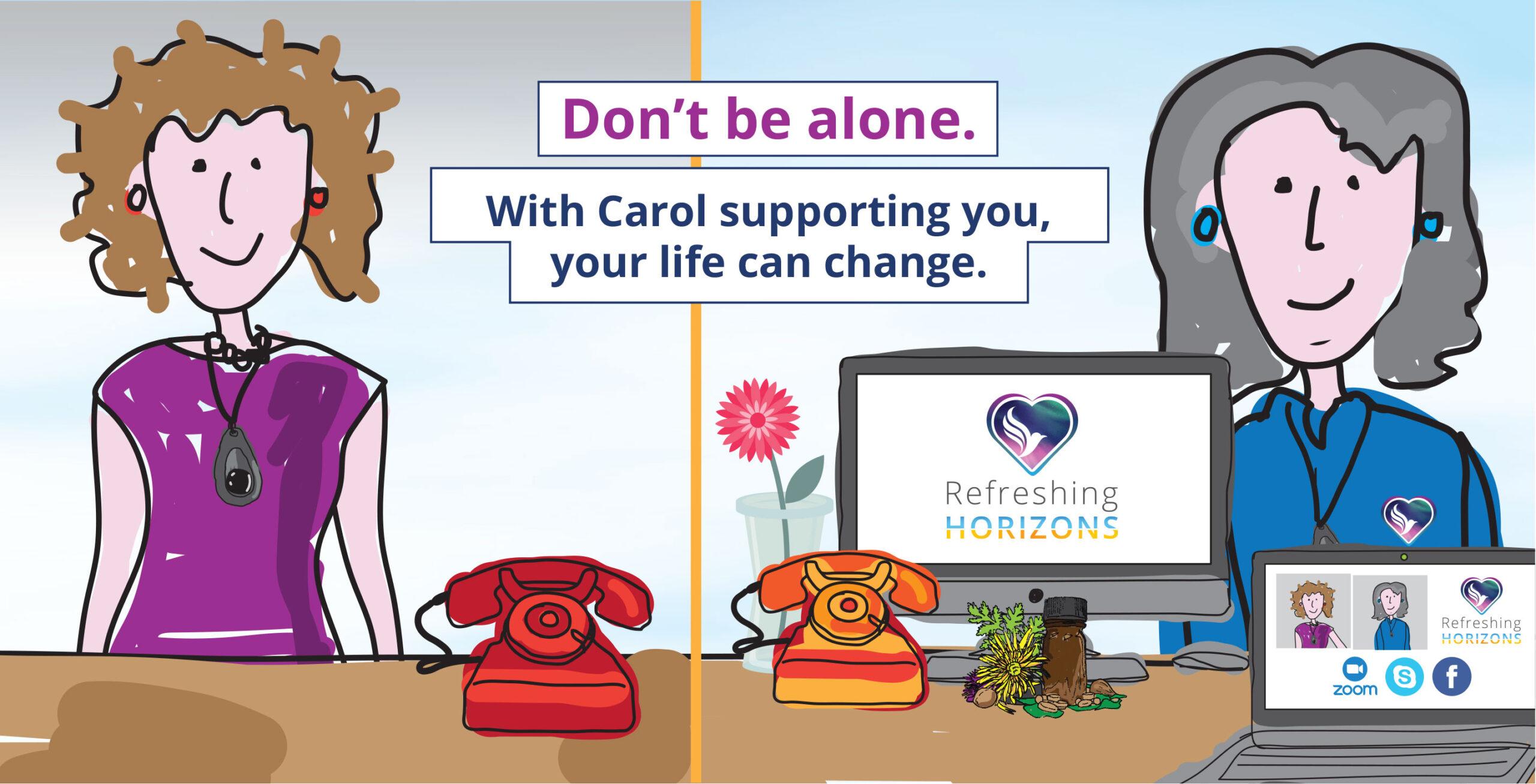 Call Carol