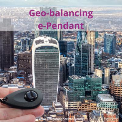 Geo-balancing ePendant