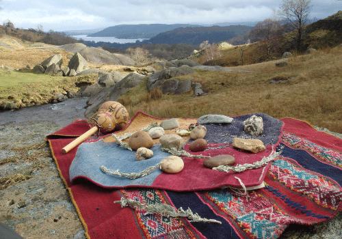 shamanic lakeland