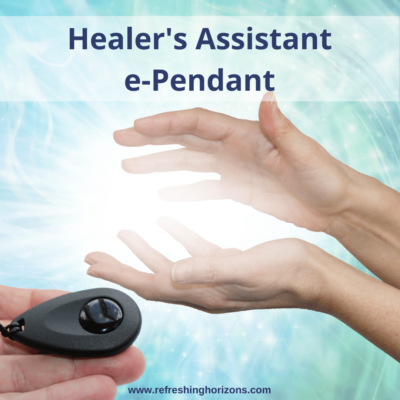 Healers e-Pendant