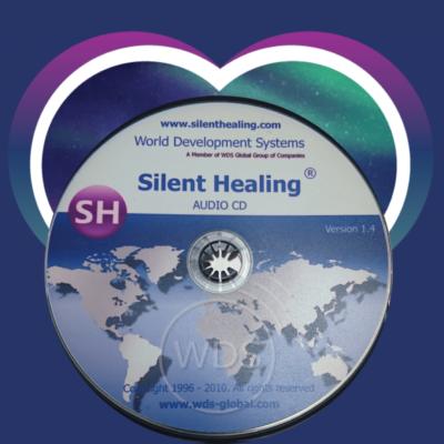 Silent Healing CD
